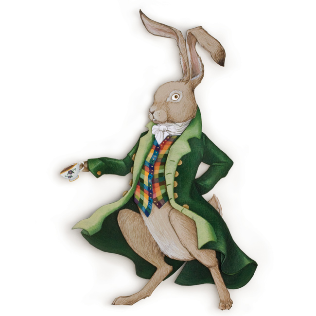 <h3>The March Hare</h3>