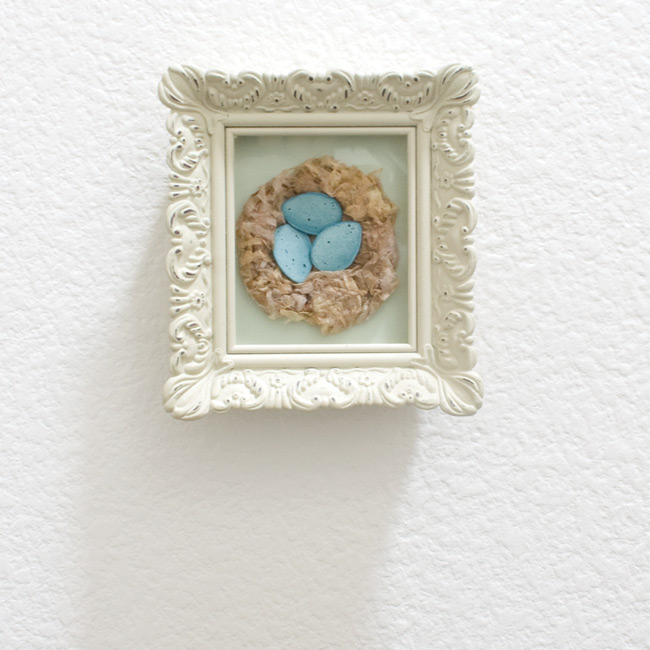 <h3>Little Nest</h3><p>mini painting</p>